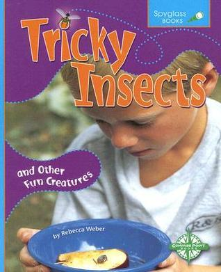 Tricky Insects: And Other Fun Creatures Rebecca Weber