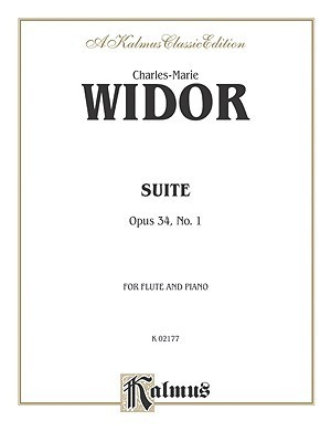 Suite, Op. 34, No. 1: Part  by  Charles-Marie Widor