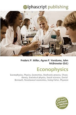 Econophysics Frederic P.  Miller