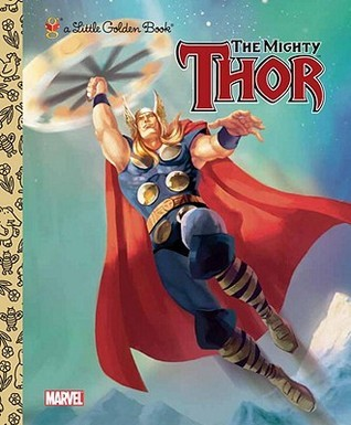 The Mighty Thor  by  Billy Wrecks
