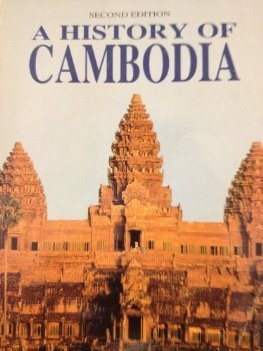 A History Of Cambodia David P. Chandler