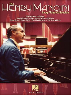 The Henry Mancini Easy Piano Collection Henry Mancini