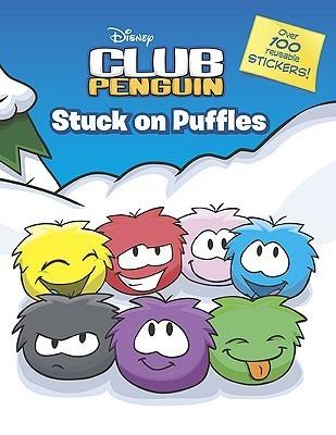 Stuck on Puffles: A Sticker Scrapbook  by  Walt Disney Company