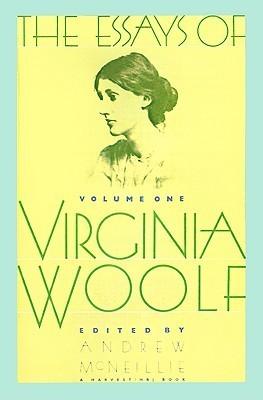 The Essays, Vol. 1: 1904-1912  by  Virginia Woolf