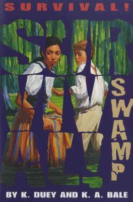 Swamp: Bayou Teche, Louisiana, 1851  by  Kathleen Duey