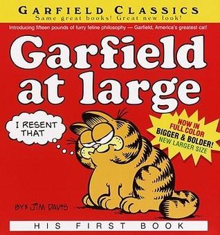 Garfield at Large Garfield at Large  by  Jim Davis