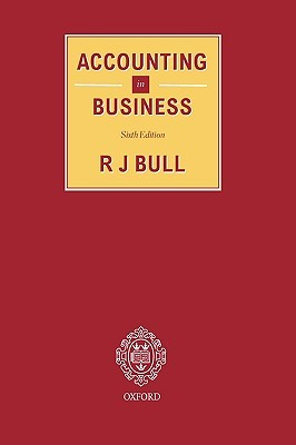 Accounting in Business R. J. Bull