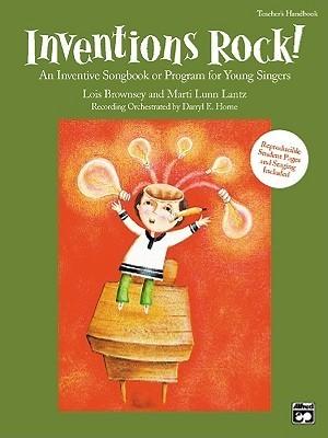 Inventions Rock!: Teachers Handbook Lois Brownsey