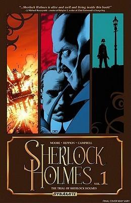 The Trial of Sherlock Holmes (Sherlock Holmes Dynamite, #1) Leah Moore