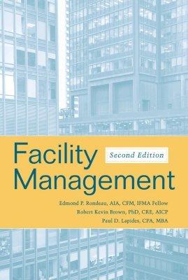 Facility Management Edmond P. Rondeau