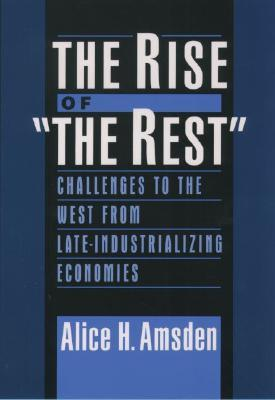 The Role of Elites in Economic Development  by  Alice H. Amsden
