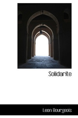 Solidarite  by  Léon Bourgeois