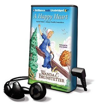 A Happy Heart [With Earbuds]  by  Wanda E. Brunstetter