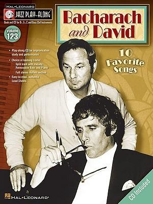 Bacharach and David: Jazz Play-Along Volume 123  by  Hal David