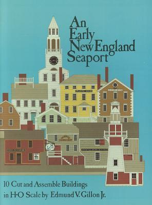 Early New England Seaport  by  Edmund V. Gillon Jr.