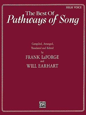 The Best of Pathways of Song: High Voice  by  Various