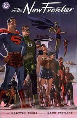 The New Frontier  by  Darwyn Cooke