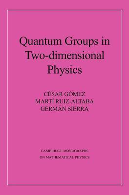 Quantum Groups in Two-Dimensional Physics Cesar Gómez