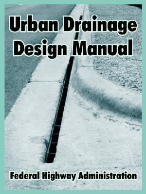 Urban Drainage Design Manual  by  Federal Highway Administration