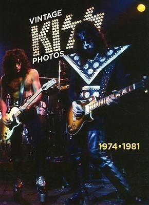 Vintage Kiss Photos 1974-1981 Marc Scallatino