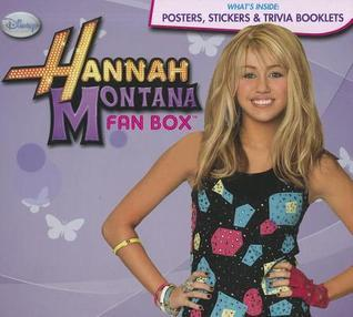 Hannah Montana Fan Box [With Poster and Trivia Booklets] Dalmatian Press