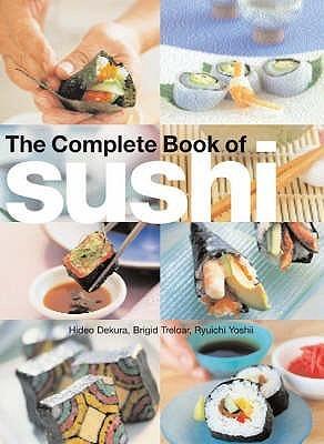 Complete Book Of Sushi  by  Hideo Dekura