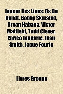 Joueur Des Lions  by  Livres Groupe