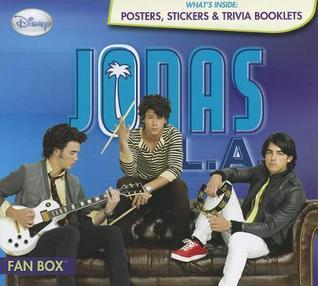 Jonas Brothers Fan Box  by  Dalmatian Press