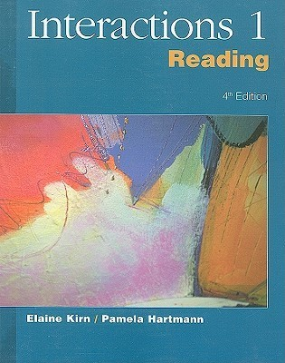 Interactions 1, Reading  by  Elaine Kirn