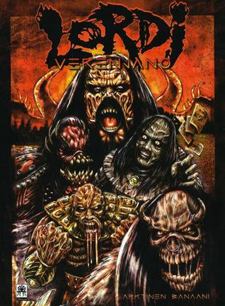 Verenjano (Lordi #2)  by  Mr. Lordi