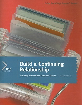Build a Continuing Relationship, Workbook 3 Robert Taggart