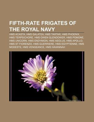 Fifth-Rate Frigates of the Royal Navy Source Wikipedia