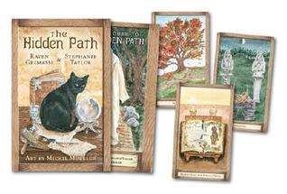 Hidden Path Oracle Kit  by  Raven Grimassi