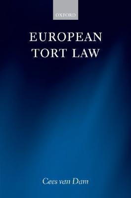 European Tort Law Cees van Dam