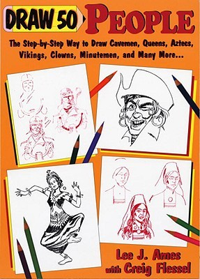 Draw Fifty People  by  Lee J. Ames