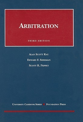 Arbitration Alan Scott Rau
