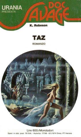 Taz  by  Kenneth Robeson