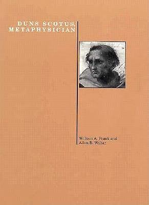 Duns Scotus, Metaphysician William A. Frank
