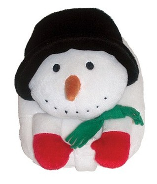 Cuddly Snowman (Books on the Go!) Debbie Rivers-Moore