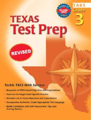 Texas Test Prep Grade 3  by  McGraw-Hill Childrens Publishing
