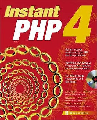 Instant PHP 4  by  Michael J. Walker