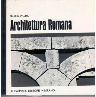 Architettura Romana Gilbert Charles-Picard