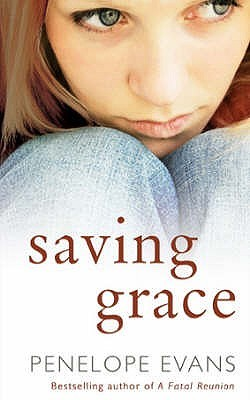 Saving Grace  by  Penelope Evans