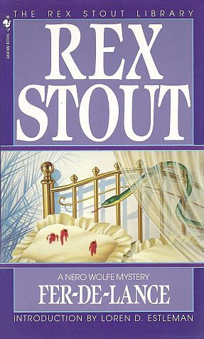 The Red Box: A Nero Wolfe Novel Rex Stout