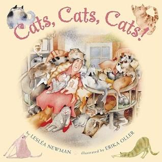Cats, Cats, Cats!  by  Lesléa Newman