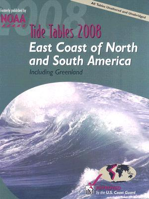 Tide Tables: East Coast of North and South America Including Greenland McGraw-Hill Publishing
