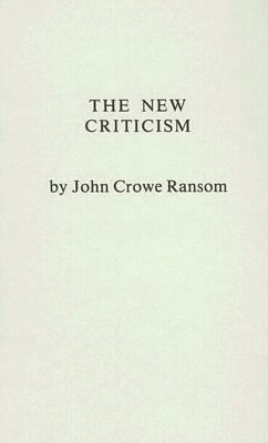 Selected Poems Rasom  by  John Crowe Ransom