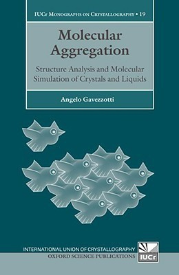Molecular Aggregation: Structure Analysis and Molecular Simulation of Crystals and Liquids Iucr Monographs on Crystallography  by  Angelo Gavezzotti