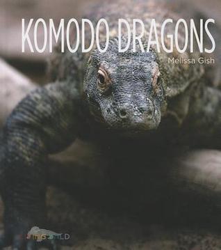 Komodo Dragons Melissa Gish