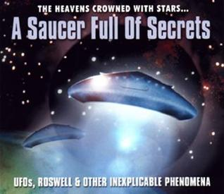 A Saucer Full of Secrets Keith Rodway